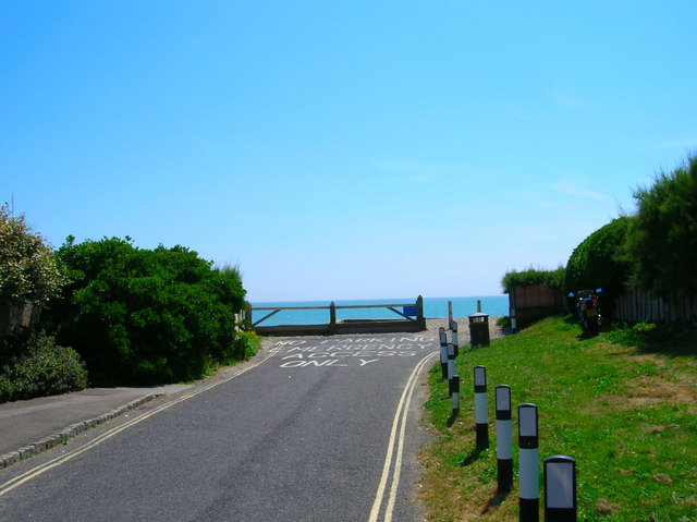 Sea Lane, Middleton-On-Sea