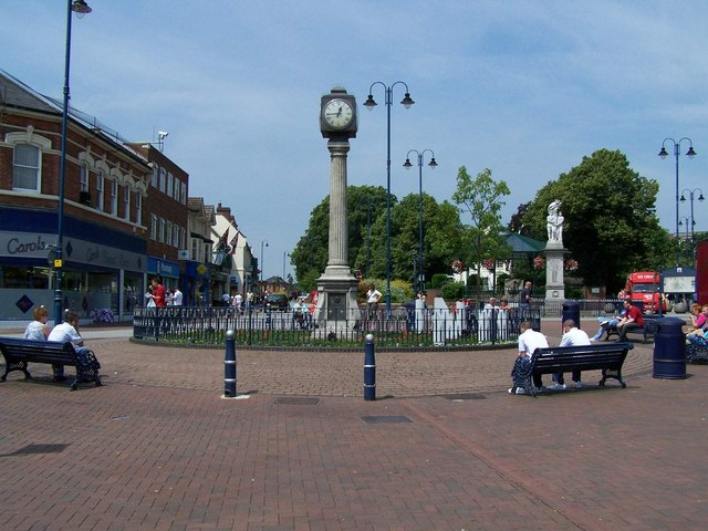 Cannock Clock Tower