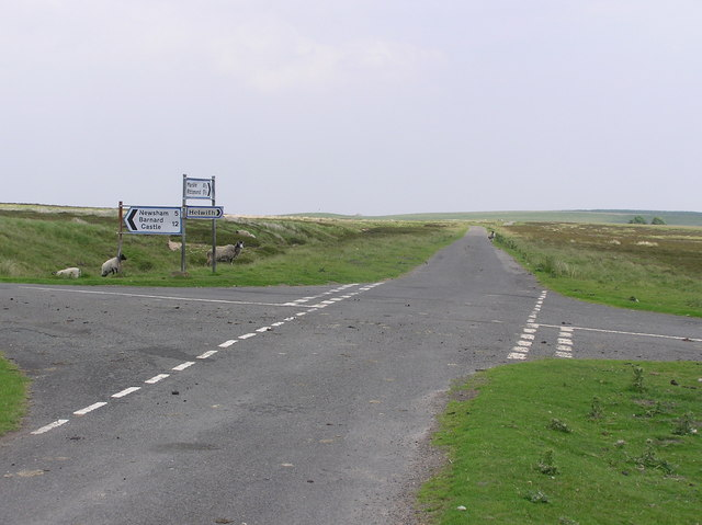 Crossroads : Holgate Pasture