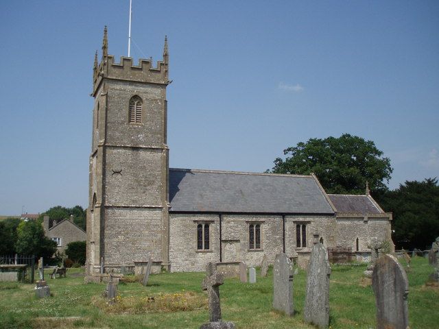 All Saints church, Farmborough