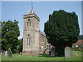 ST6361 : St Leonard's church, Chelwood by Sharon Loxton