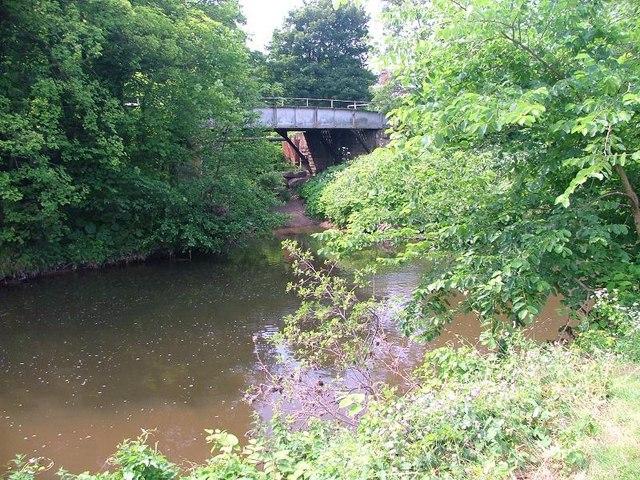 Railway Bridge Over Iburndale Beck