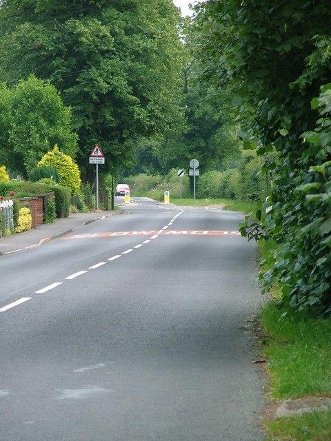 Road to Ruswarp, Briggswath