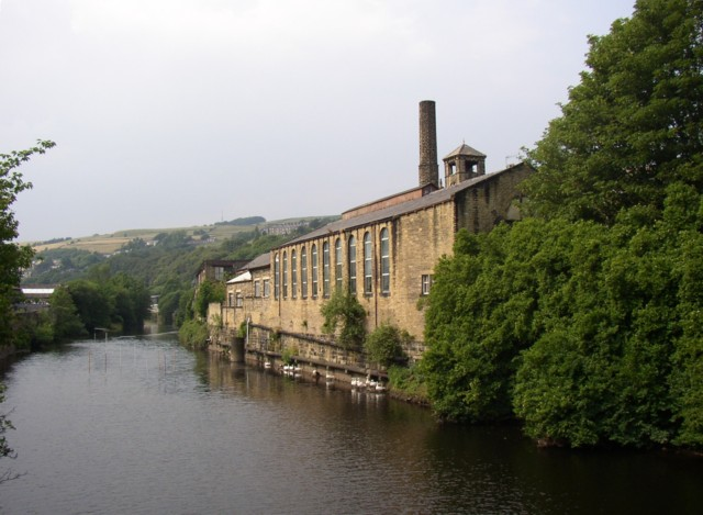 Public Baths, Sowerby Bridge