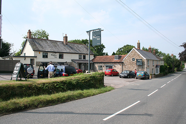 Pitminster: The Blagdon Inn