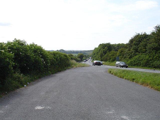 A303 near Mere