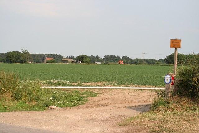 To Birkland Farm