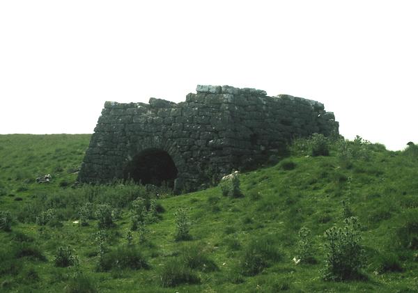 Lime Kiln near Blasterfield Farm