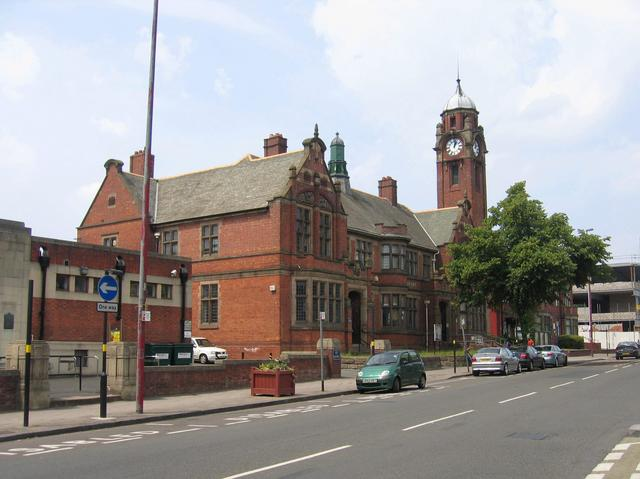 Sparkhill Public Library