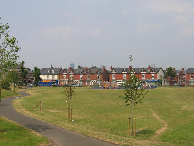 Park in Balsall Heath