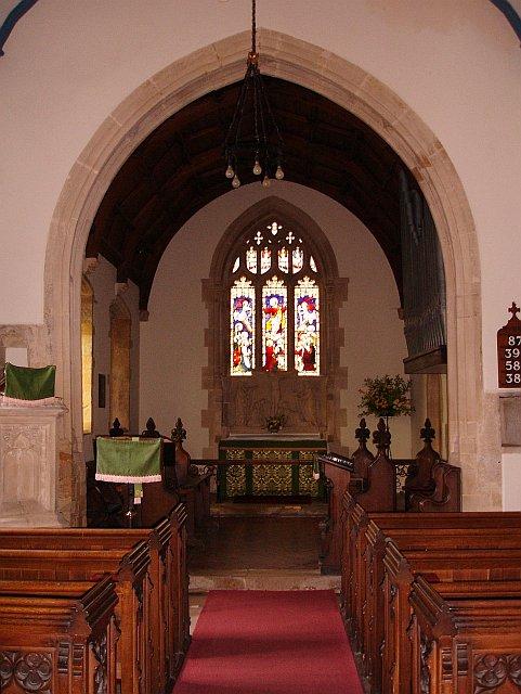 Church of St Thomas à Becket, South Cadbury