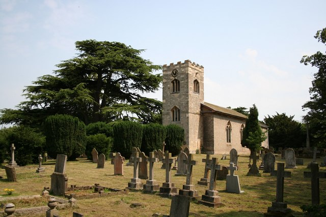 St.Peter & St.Paul's church, Kettlethorpe