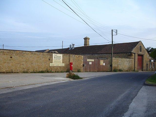 Castle Reclamation, Parrett Works