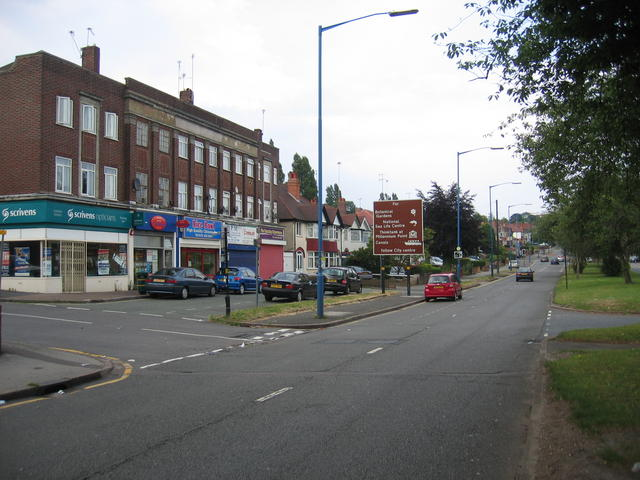 Hagley Road West