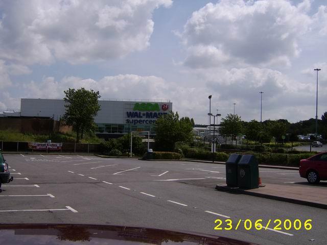 Asda Walmart Superstore