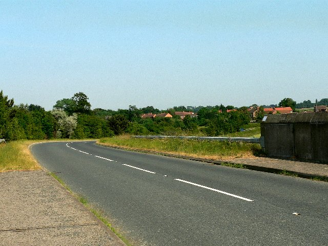B1223 Road to Selby