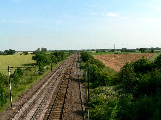 Railway Tracks to Doncaster