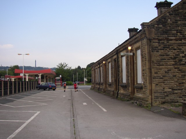 Sowerby Bridge Station