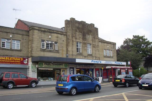 Former Essoldo Cinema, Wharf Street, Sowerby Bridge