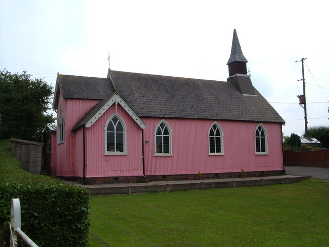 St Philip's Church, Hassall Green