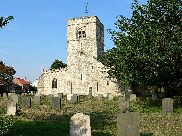 Riccall Parish Church