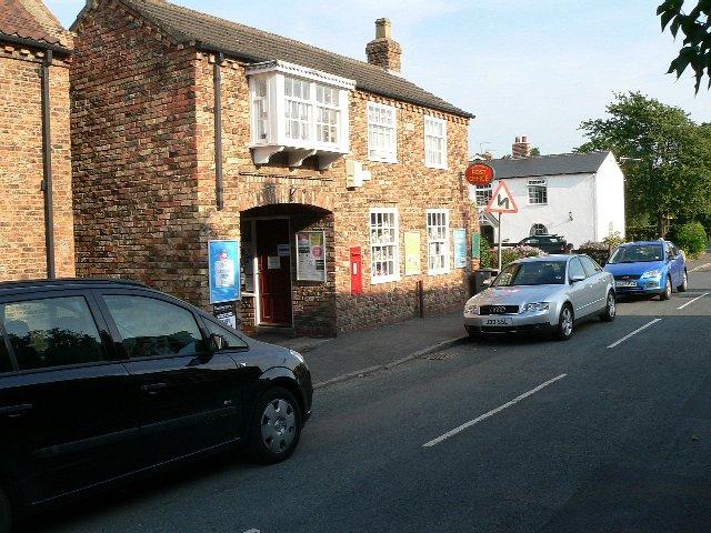 Hemingbrough Post Office