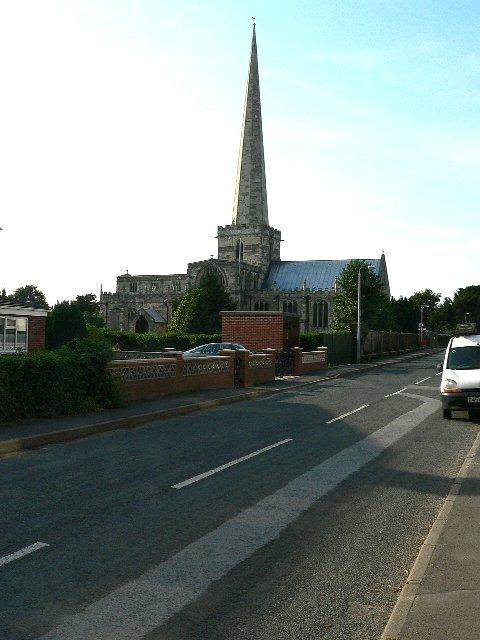 Hemingbrough Parish Church