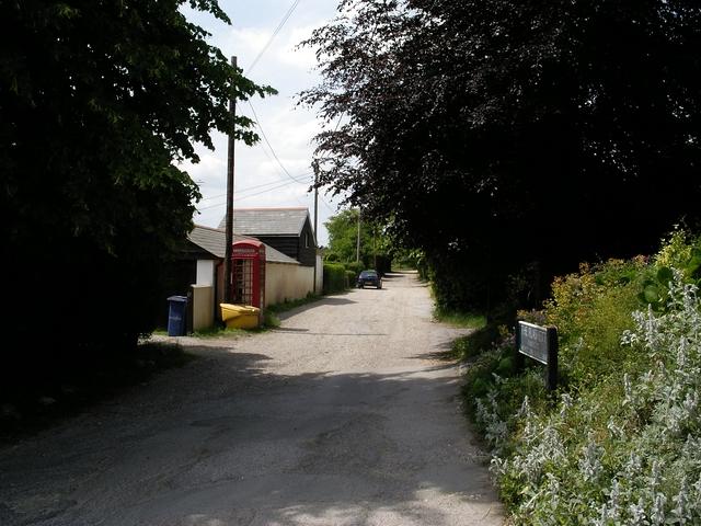 The Flashett, Middle Winterslow