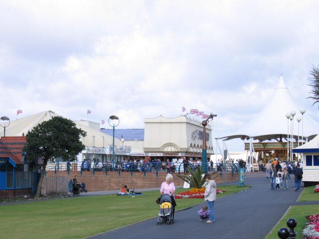 Southport pier head