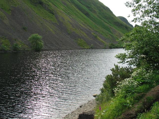 Brander Pass, Loch Awe.