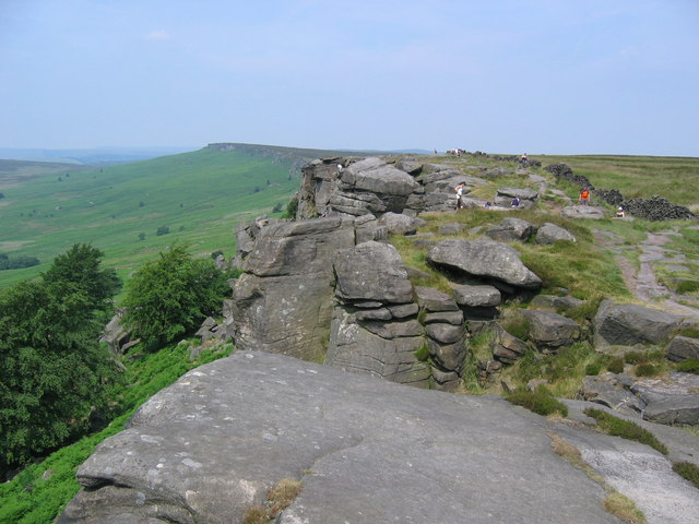 Stanage Edge - SK242840