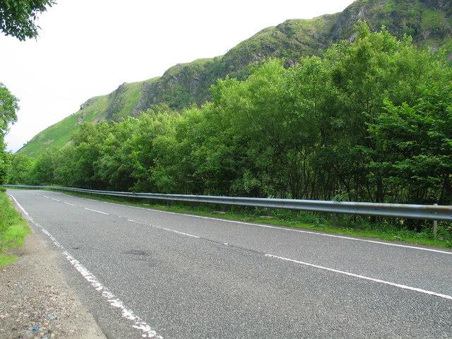 Brander Pass, A85 Loch Awe.