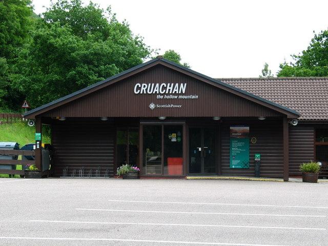 Brander Pass, Cruachan.