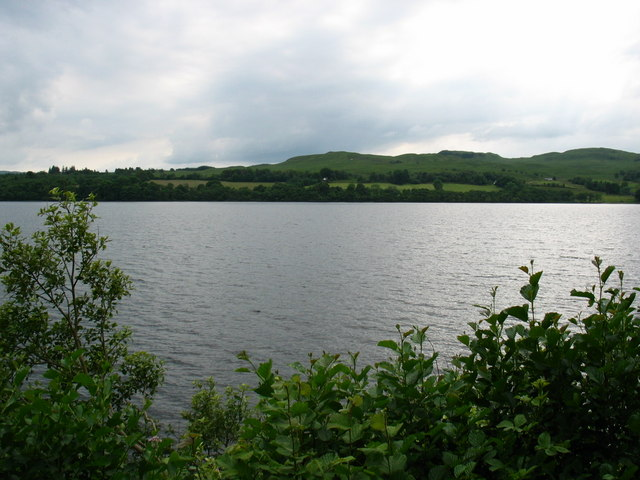 Loch Awe from the A85.