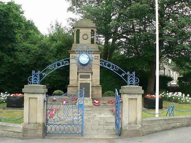 War Memorial, Horsforth