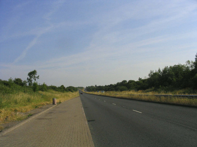 The A509 - Newport Pagnell