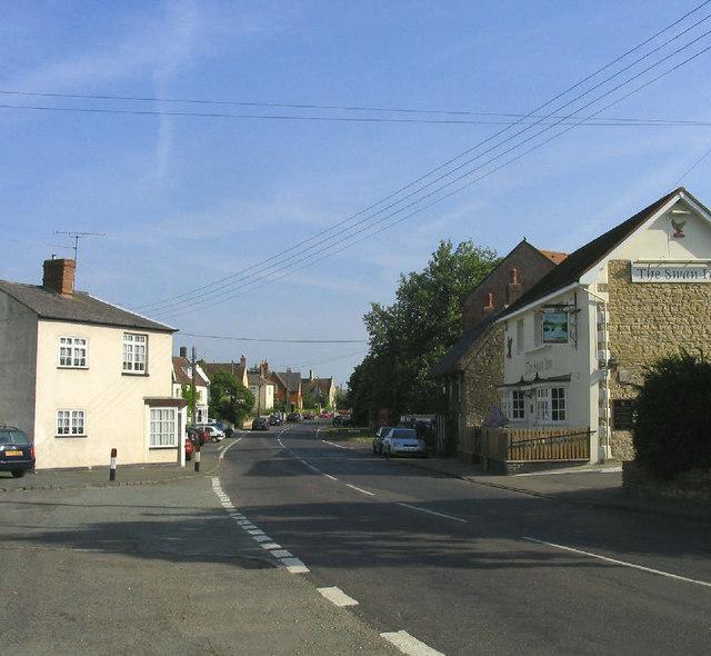 Sherington Road - Sherington