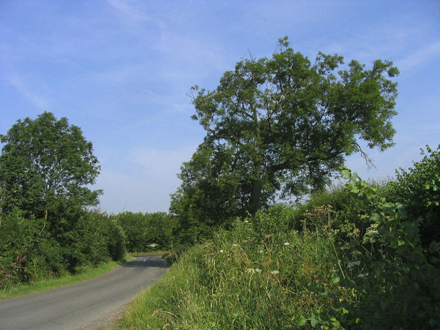 Gun Lane - Sherington