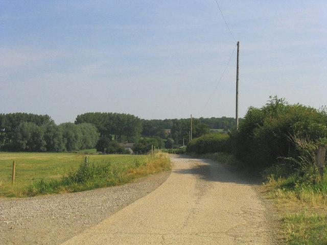 Farm Road near Tyringham