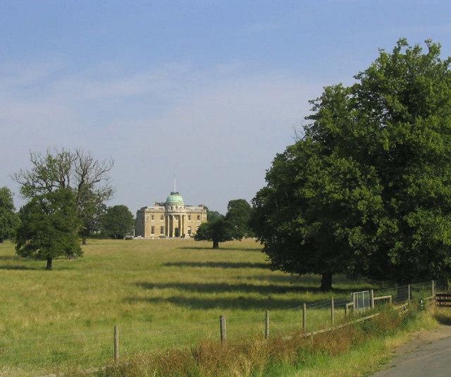 Tyringham Hall