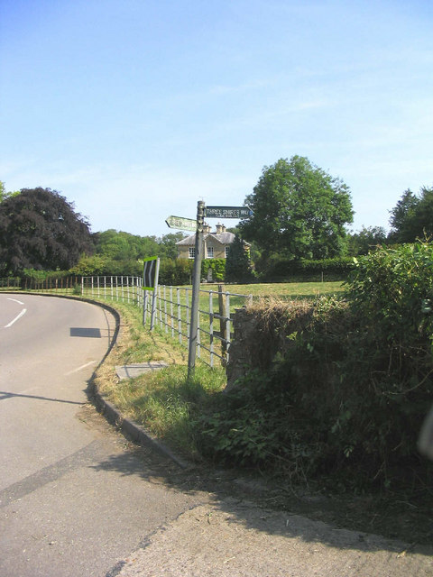 Three Shires Way - Tyringham