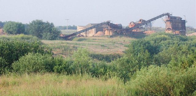 Mill Hill gravel pit, Keyingham
