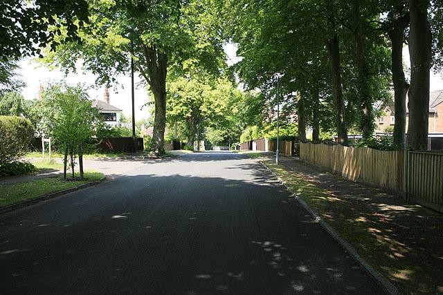 Bouverie Avenue South, Salisbury