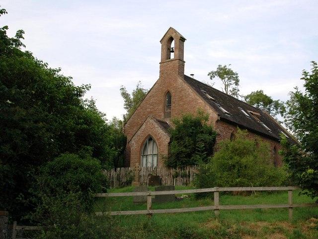 Cruckton Chapel of St. Thomas