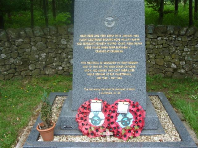 Richard Hillary RAF Memorial