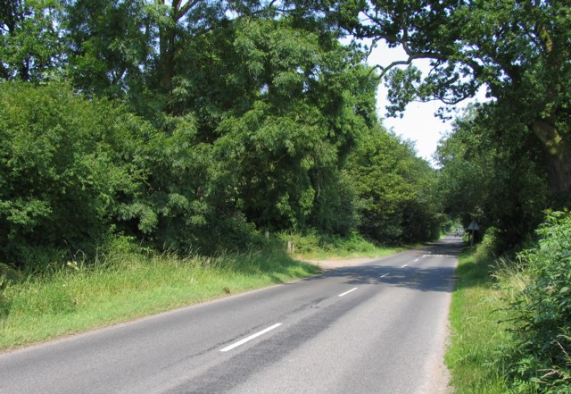 Towards Shepshed
