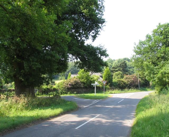 Maplewell Road/Joe Moore's Lane