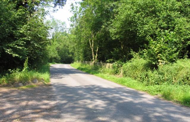Ulverscroft Lane