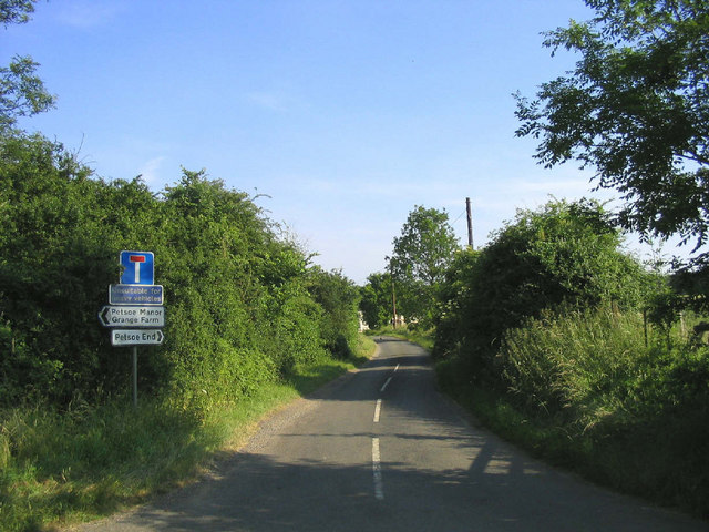 The dead-end road to Petsoe End
