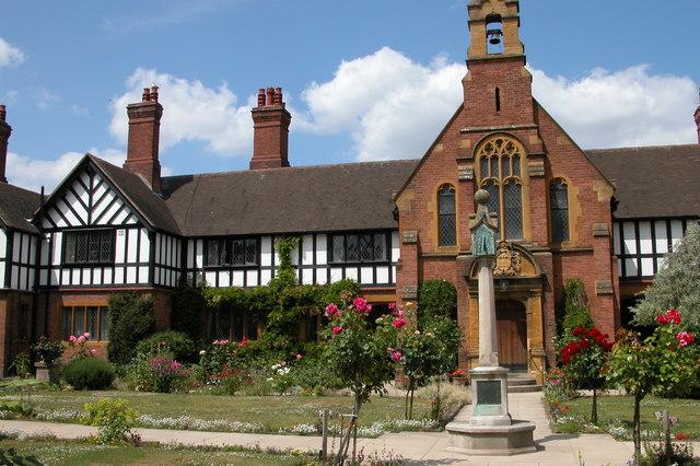 Laslett's Almshouses, Worcester